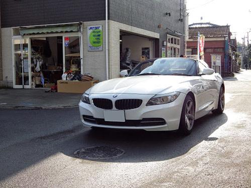 BMW-5シリーズ