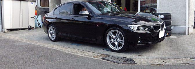 BMW:3シリーズにミューレンシート。